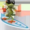 Frogman's Photo